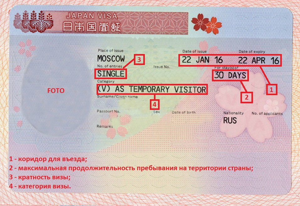 Как сделать визу в турфирме 634